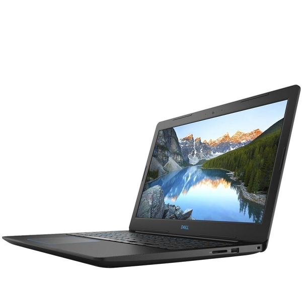 Dell G3 15(3579),15.6-inch FHD(1920x1080),Intel Core i7-8750H,16GB(1x16GB)DDR4 2666MHz,512GB(M.2)SSD,noDVD,Nvidia GTX 1050Ti 4GB,Wifi 802.11ac,BT,FGPR(only for 1050/1050Ti),Backlit Kb,4-cell 56WHr,Win 3