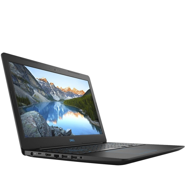 Dell G3 15(3579),15.6-inch FHD(1920x1080),Intel Core i7-8750H,16GB(1x16GB)DDR4 2666MHz,512GB(M.2)SSD,noDVD,Nvidia GTX 1050Ti 4GB,Wifi 802.11ac,BT,FGPR(only for 1050/1050Ti),Backlit Kb,4-cell 56WHr,Win 2