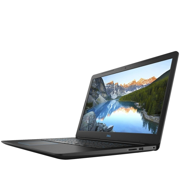 Dell G3 17(3779),17.3-inch FHD(1920x1080),Intel Core i7-8750H,16GB(2x8GB)DDR4 2666MHz,2TB 5400rpm+256GB SSD,noDVD,Nvidia GTX 1060 Max Q Design technology 6GB,Wifi 802.11ac,BT,FGPR(only for 1060),Backl 2
