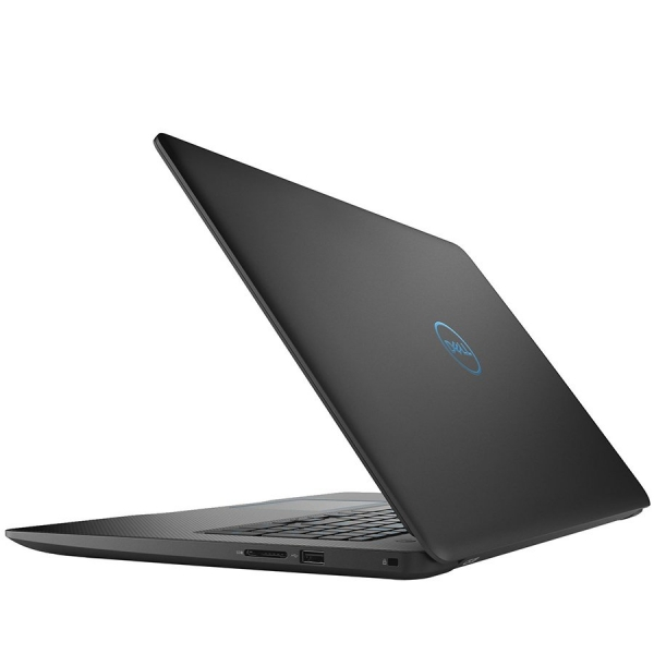 Dell G3 17(3779),17.3-inch FHD(1920x1080),Intel Core i7-8750H,16GB(2x8GB)DDR4 2666MHz,2TB 5400rpm+256GB SSD,noDVD,Nvidia GTX 1060 Max Q Design technology 6GB,Wifi 802.11ac,BT,FGPR(only for 1060),Backl 1
