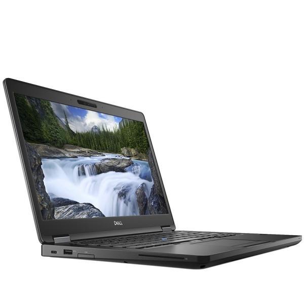 Dell Latitude 5491, 14-inch FHD Touch (1920x1080), Intel Core i7-8850H, 16GB (2x8GB) 2666MHz DDR4, 512GB(M.2) SSD, noDVD, Intel UHD 630 Graphics, Wifi Intel AC9560, BT 5.0, Backlit Keybd, 4-cell 68Whr 2