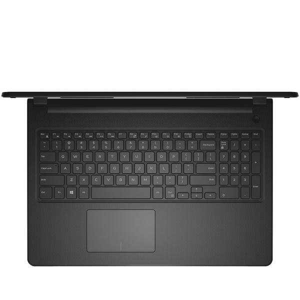 Dell Inspiron 15 (3573) 3000 Series, 15.6-inch HD (1366x768), Intel Celeron N4000, 4GB (1x4GB) DDR4 2400Mhz, 500GB(5400rpm), DVD+/-RW, Intel UHD Graphics, WiFi 802.11ac, BT 4.1, non-Backlit Keyb, 4-ce 1