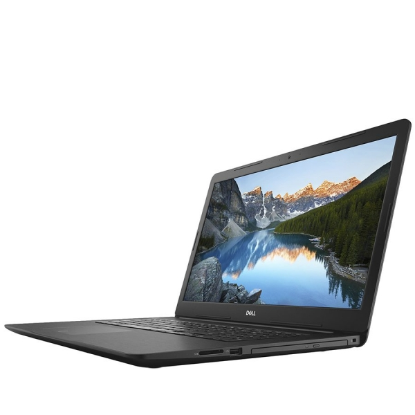 Dell Inspiron 17(5770)5000 Series,17.3-inch FHD(1920x1080),Intel Core i7-8550U,16GB DDR4 2400MHz,2TB 5400rpm+256GB SSD,DVD+/-RW,AMD Radeon 530 4GB GDDR5,Wifi 802.11ac,BT 4.1,non-Backlit Kb,3-cell 42WH 2