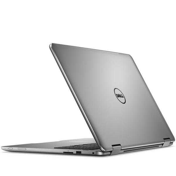 Dell Inspiron 17 (7773) 7000 Series 2-in-1,17.3-inch Touch FHD (1920x1080), Intel Core i5-8250U,12GB(1x12GB)DDR4 2400MHz,1TB 5400rpm SATA ,NVIDIA GeForce MX150 2GB ,WiFi 802.11ac,BT. 4.2,Backlit Keybd 1
