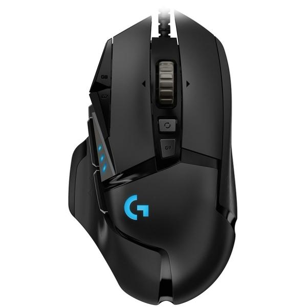 "LOGITECH G502 HERO High Performance Gaming Mouse - USB - EER2 ""910-005470"" 2"
