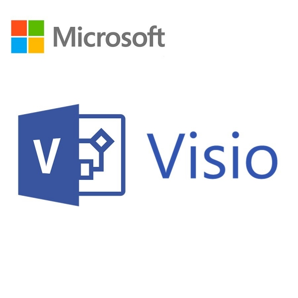 "Visio Pro 2019 Win All Lng PKL Online DwnLd C2R NR, License Type ESD ""D87-07425"" 0"