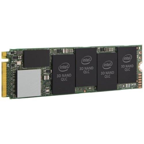 Intel SSD 660p Series (1.0TB, M.2 80mm PCIe 3.0 x4, 3D2, QLC) Retail Box Single Pack [0]