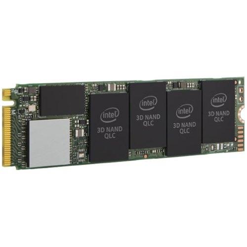 Intel SSD 660p Series (512GB, M.2 80mm PCIe 3.0 x4, 3D2, QLC) Retail Box Single Pack 0