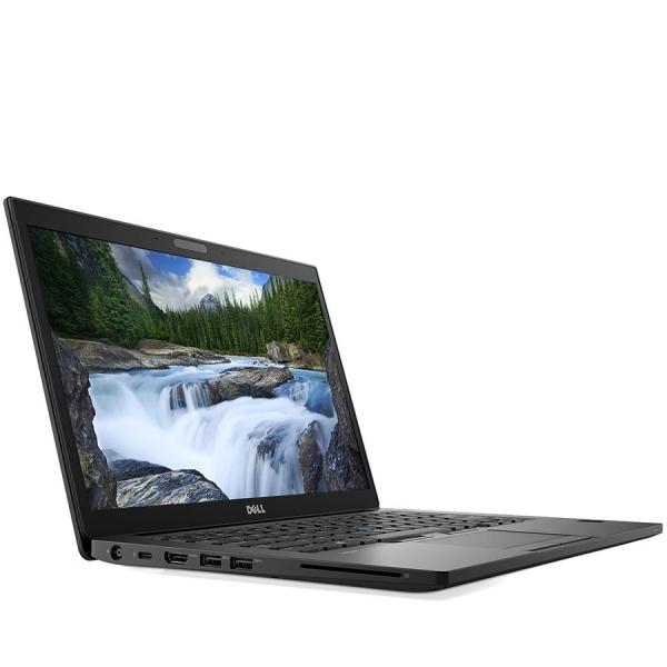 Dell Latitude 7490, 14-inch FHD WVA(1920x1080) with WWAN, Intel Core i5-8250U, 8GB(1x8GB)2400MHz DDR4, 256GB(M.2) SSD, Intel UHD Graphics 620, Wifi 802.11ac, BT 4.2, FGPR, Backlit Keybd, Smartcard, Wi 2
