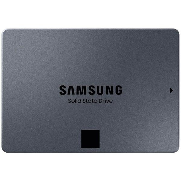 """SSD Samsung, 2TB, 860 QVO, retail, SATA3, R/W speed: 550/520 MB/s """"MZ-76Q2T0BW"""" 0"""