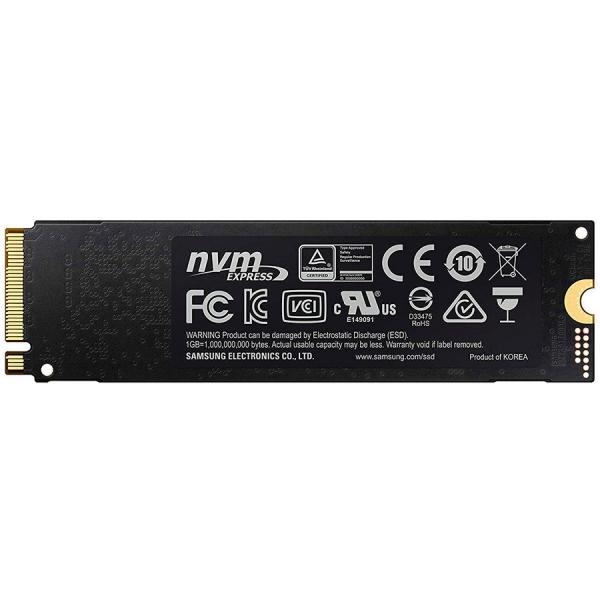 "SSD SAMSUNG M.2 PCIe  500GB, Gen3 x4,   970  EVO PLUS ""MZ-V7S500BW"" 1"