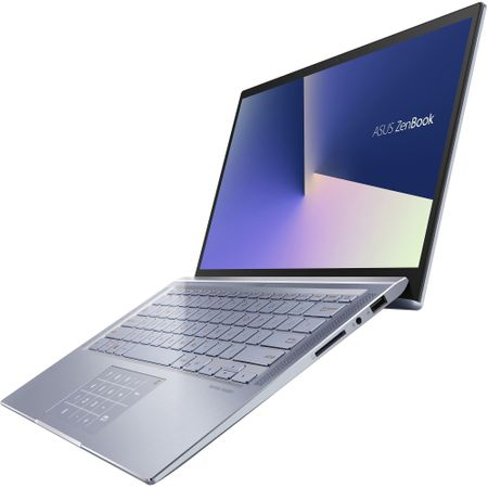 ASUS ZenBook 14 UX431FL-AM056, 14 FHD,Intel Core i7- 10510U, 16GB LPDDR3L 2133MHz, 512GB SSD, NVIDIA GeForce MX250 2GB GDDR5, 1