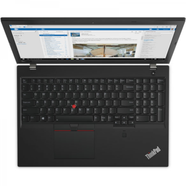 Notebook / Laptop business Lenovo 15.6'' ThinkPad L580, FHD IPS, Procesor Intel® Core™ i5-8250U (6M Cache, up to 3.40 GHz), 8GB DDR4, 512GB SSD, GMA UHD 620, Win 10 Pro, Black 1