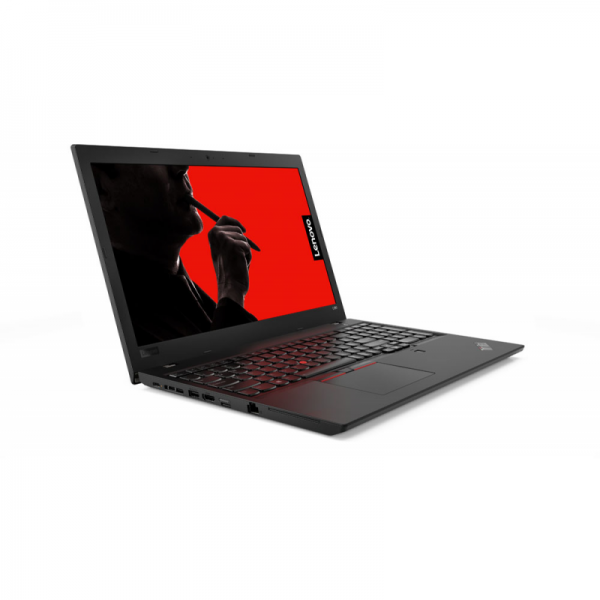 Notebook / Laptop business Lenovo 15.6'' ThinkPad L580, FHD IPS, Procesor Intel® Core™ i5-8250U (6M Cache, up to 3.40 GHz), 8GB DDR4, 512GB SSD, GMA UHD 620, Win 10 Pro, Black 0