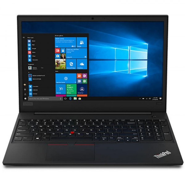 Notebook / Laptop business Lenovo 15.6'' ThinkPad E590, FHD IPS, Procesor Intel® Core™ i7-8565U (8M Cache, up to 4.60 GHz), 8GB DDR4, 256GB SSD, GMA UHD 620, Win 10 Pro, Black 0