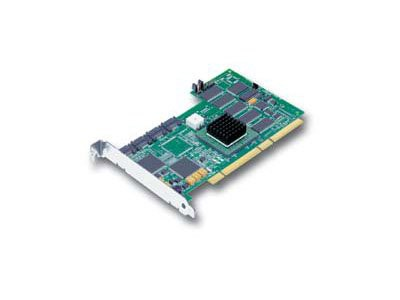 RAID LSI LOGIC MegaRAID SATA 150-4 Serial ATA-150 PCI 64 4ch 64MB (Level 0,Level 1,Level 10,Level 5), 1-pack [0]