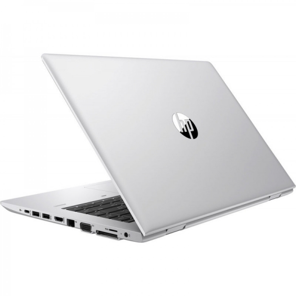 Notebook / Laptop HP 14'' ProBook 640 G4, FHD, Procesor Intel® Core™ i5-8250U (6M Cache, up to 3.40 GHz), 8GB DDR4, 256GB SSD, GMA UHD 620, Win 10 Pro, Silver 1