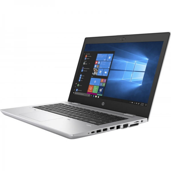 Notebook / Laptop HP 14'' ProBook 640 G4, FHD, Procesor Intel® Core™ i5-8250U (6M Cache, up to 3.40 GHz), 8GB DDR4, 256GB SSD, GMA UHD 620, Win 10 Pro, Silver 4