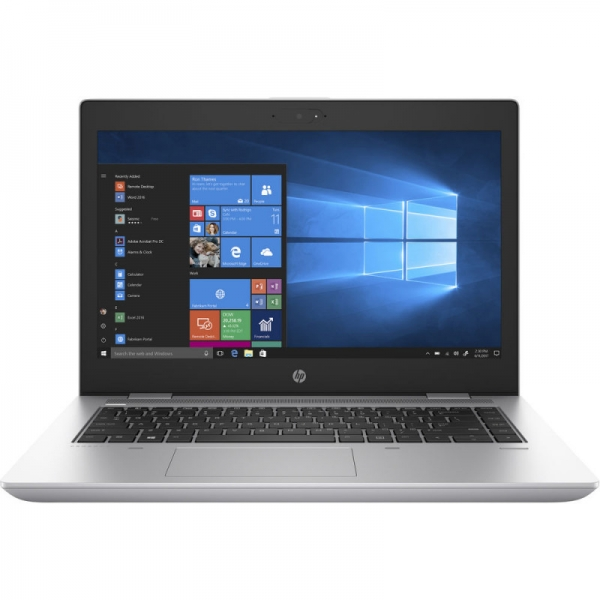 Notebook / Laptop HP 14'' ProBook 640 G4, FHD, Procesor Intel® Core™ i5-8250U (6M Cache, up to 3.40 GHz), 8GB DDR4, 256GB SSD, GMA UHD 620, Win 10 Pro, Silver 5