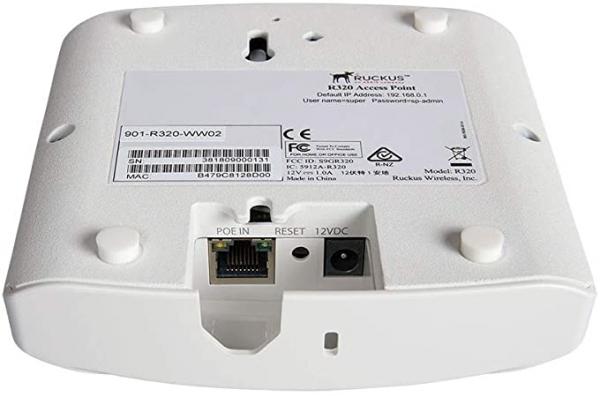 RUCKUS R320 Indoor Access Point Wireless 2