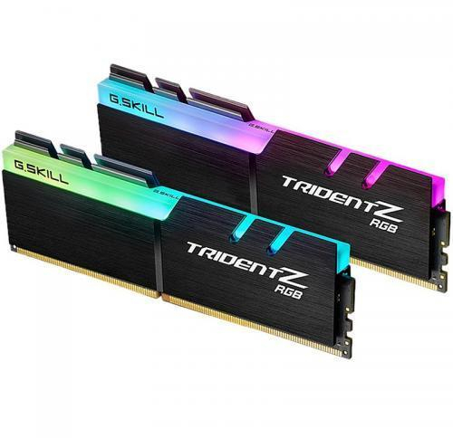 Memorie G.Skill Trident Z RGB 64GB DDR4 3000MHz 0