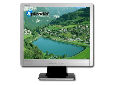 "Monitor LCD ASUS MM17DE 17"" TFT 1280x1024,Splendid Technology,600:1,150/130,8ms,400cd/m2,VGA [0]"