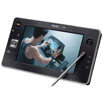 "Tablet PC ASUS R2H 7"" Splendid Technology (800х480) TFT, Celeron® M ULV 900 0.9GHz/400MHz, 945GM Express, LAN, Wi-Fi, 945GM, RAM 768MB DDR 533, HDD 60GB, Web-Camera, Finger Print Reader, GPS, WinVista [1]"