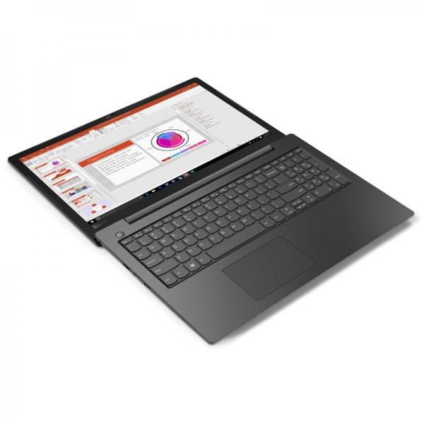 Notebook / Laptop Lenovo 15.6'' V130 IKB, FHD, Procesor Intel® Core™ i5-7200U (3M Cache, up to 3.10 GHz), 8GB DDR4, 256GB SSD, GMA HD 620, FreeDos, Iron Grey 4