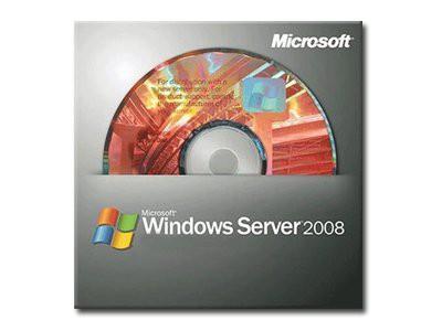 Windows Server CAL 2008 English 1pk DSP OEI 1 Clt User CAL [1]