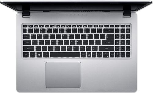 "Laptop Acer Aspire A515-53G (Procesor Intel® Core™ i5-8265U (6M Cache, up to 3.90 GHz), Whiskey Lake, 15.6"" FHD, 8GB, 256GB SSD, nVidia GeForce MX130 @2GB, Linux, Argintiu) 1"