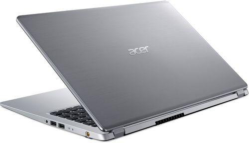 "Laptop Acer Aspire A515-53G (Procesor Intel® Core™ i5-8265U (6M Cache, up to 3.90 GHz), Whiskey Lake, 15.6"" FHD, 8GB, 256GB SSD, nVidia GeForce MX130 @2GB, Linux, Argintiu) 2"