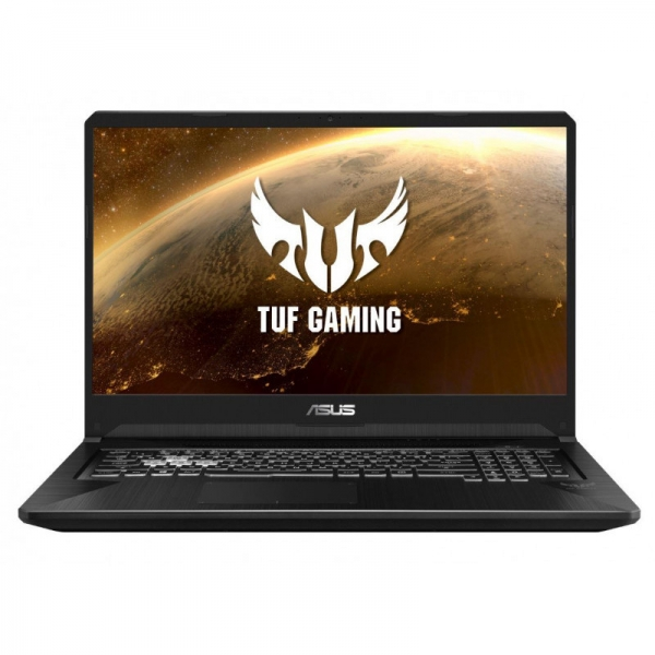 Laptop ASUS Gaming 17.3'' TUF FX705GM, FHD 144Hz, Procesor Intel® Core™ i7-8750H (9M Cache, up to 4.10 GHz), 8GB DDR4, 1TB SSH, GeForce GTX 1060 6GB, No OS 0