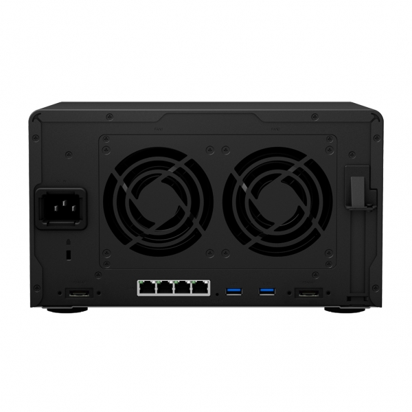 Statie de BACK-UP date Network Attached Storage (NAS) DiskStation DS1618+ 4 GB - Synology 2