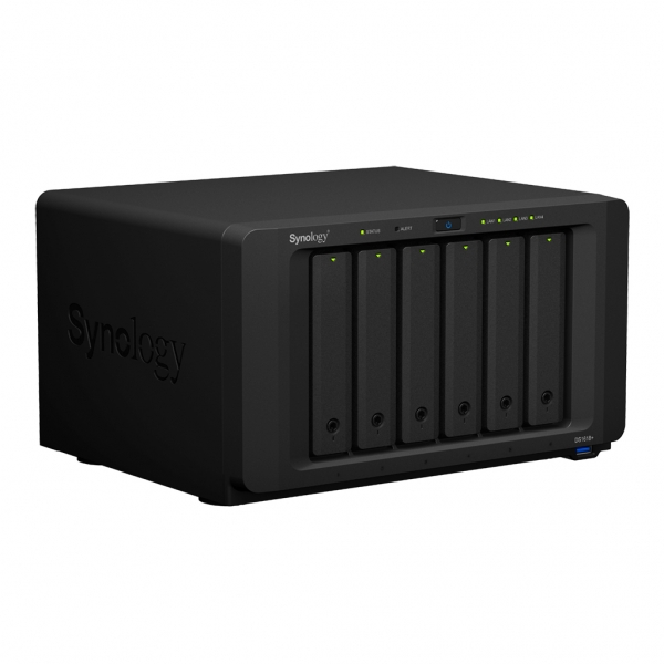 Statie de BACK-UP date Network Attached Storage (NAS) DiskStation DS1618+ 4 GB - Synology 3