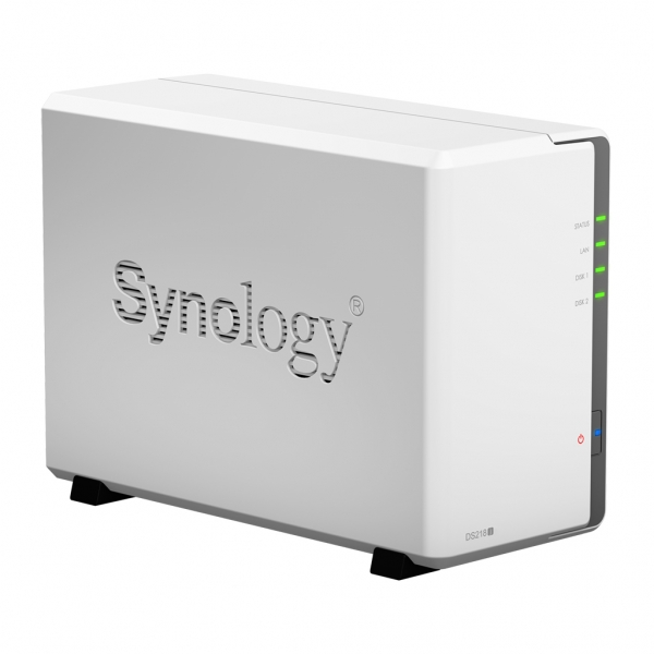 Statie de BACK-UP date Network Attached Storage (NAS) DiskStation DS218j 512 MB - Synology 5
