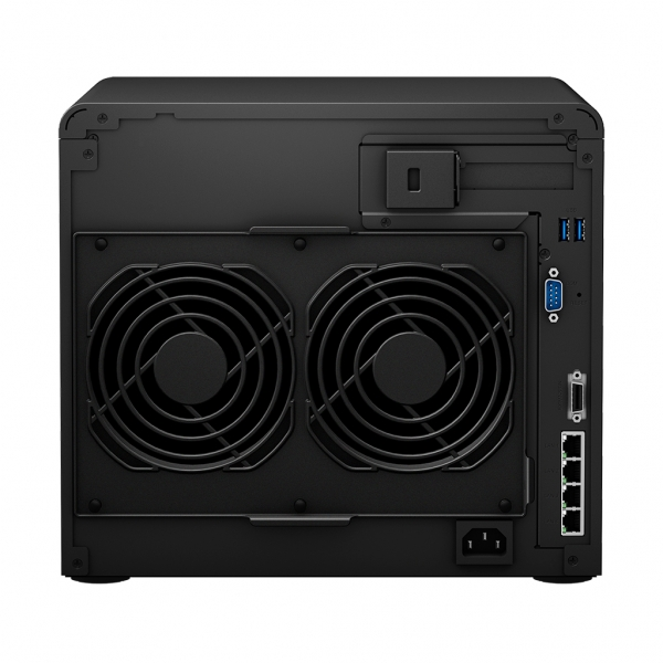 Statie de BACK-UP date Network Attached Storage (NAS) DS2419+ 4GB - Synology 1