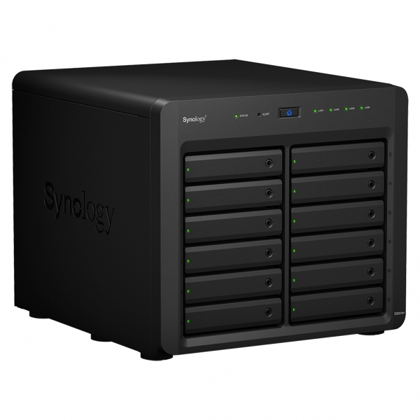 Statie de BACK-UP date Network Attached Storage (NAS) DS2419+ 4GB - Synology 2