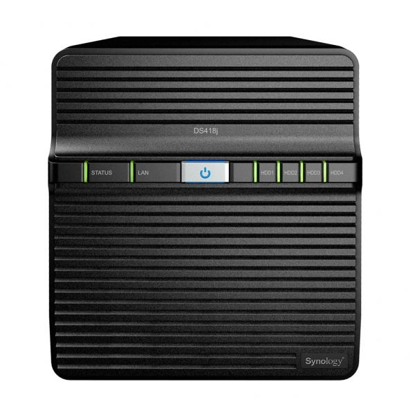 Statie de BACK-UP date Network Attached Storage (NAS) DS418j - Synology 0