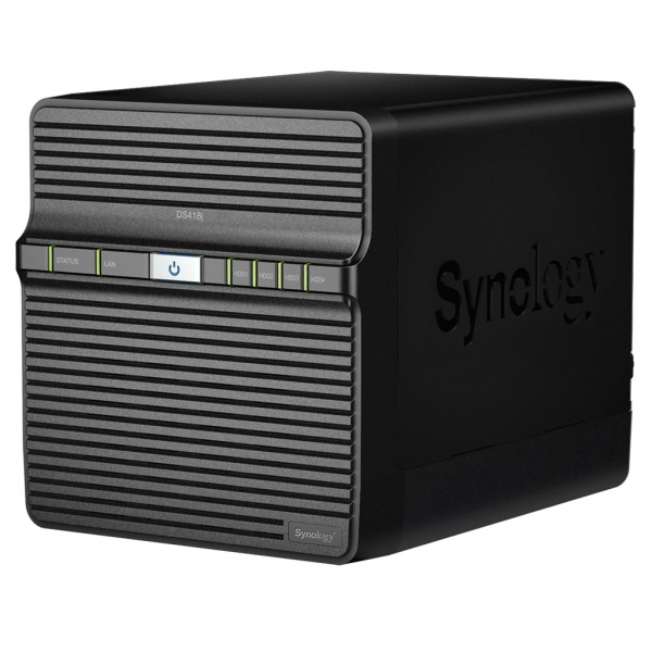 Statie de BACK-UP date Network Attached Storage (NAS) DS418j - Synology 1