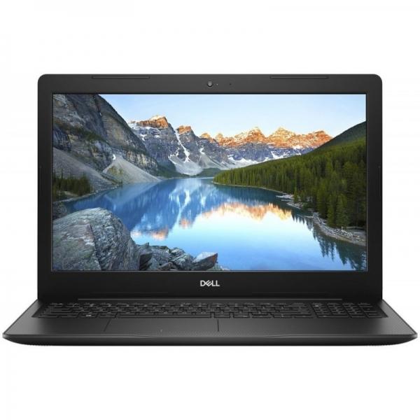 Notebook / Laptop DELL 15.6'' Inspiron 3584 (seria 3000), FHD, Procesor Intel® Core™ i3-7020U (3M Cache, 2.30 GHz), 4GB DDR4, 128GB SSD, GMA HD 620, Win 10 Pro, Black, 2Yr CIS 4