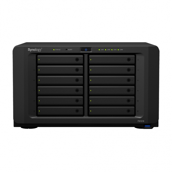 Statie de BACK-UP date Network Attached Storage (NAS) Flashstation FS1018 - Synology 0