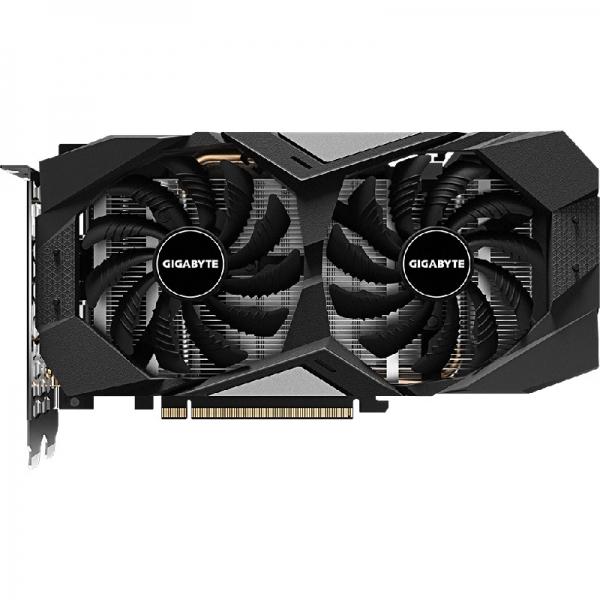 Placa video GIGABYTE Video Card NVidia GeForce GV-N166SOC-6GD 0