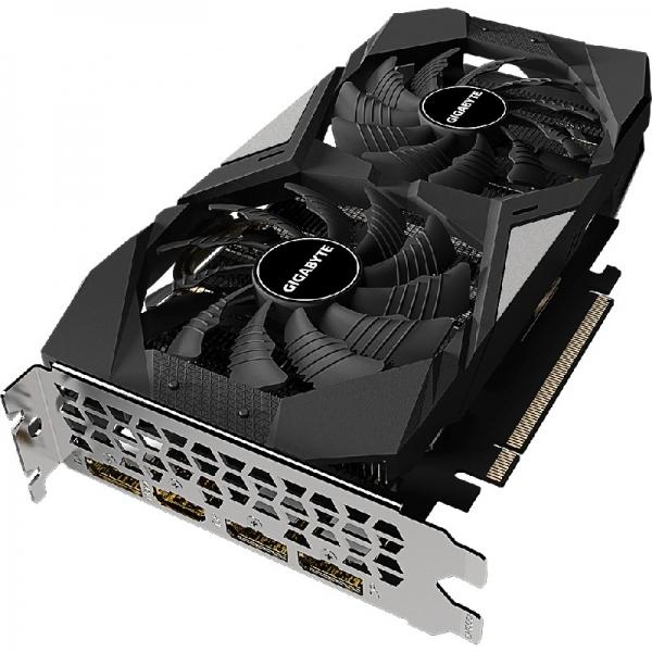 Placa video GIGABYTE Video Card NVidia GeForce GV-N166SOC-6GD 2