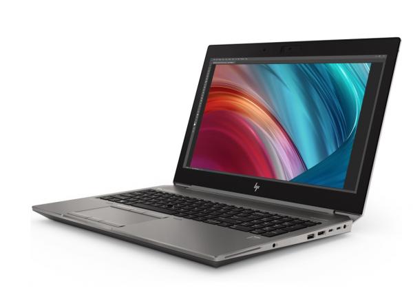 "Laptop HP ZBook 15 G6 procesor Intel® Core™ i9-9880H up to 4.80 GHz Coffee Lake, 15.6"", 4K UHD, 32GB, 1TB SSD, NVIDIA Quadro RTX 3000 6GB, Windows 10 Pro, Black 2"
