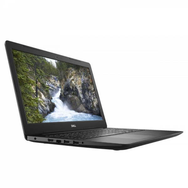Notebook / Laptop DELL 15.6'' Vostro 3580 (seria 3000), FHD, Procesor Intel® Core™ i7-8565U (8M Cache, up to 4.60 GHz), 8GB DDR4, 1TB, Radeon 520 2GB, Ubuntu, Black, 3Yr CIS 7