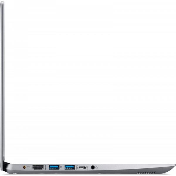 Notebook / Laptop Acer 14'' Swift 3 SF314-41, FHD IPS, Procesor AMD Ryzen™ 3 3200U (4M Cache, up to 3.50 GHz), 8GB DDR4, 256GB SSD, Radeon Vega 3, Linux, Silver 6