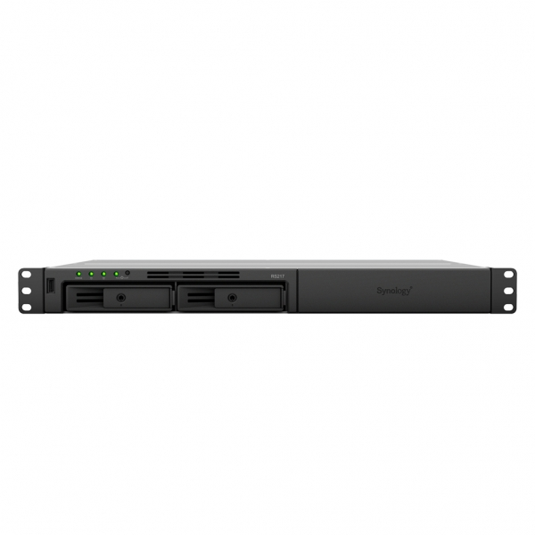 Statie de BACK-UP date Network Attached Storage (NAS) RackStation RS217 - Synology 0