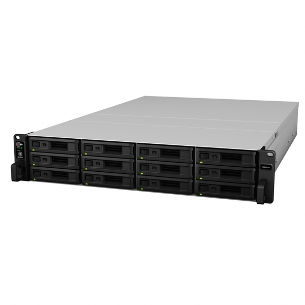 Statie de BACK-UP date Network Attached Storage (NAS) Rackstation RS2418RP+ - Synology 1