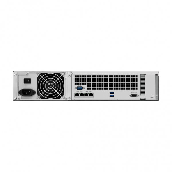 Statie de BACK-UP date Network Attached Storage (NAS) Rackstation RS2418RP+ - Synology 2