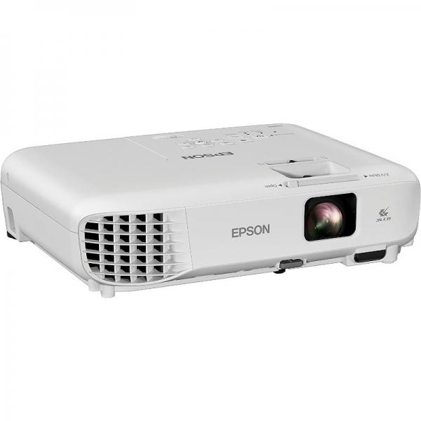 "Videoproiector Epson EB-S05 ""V11H838040"" White 1"